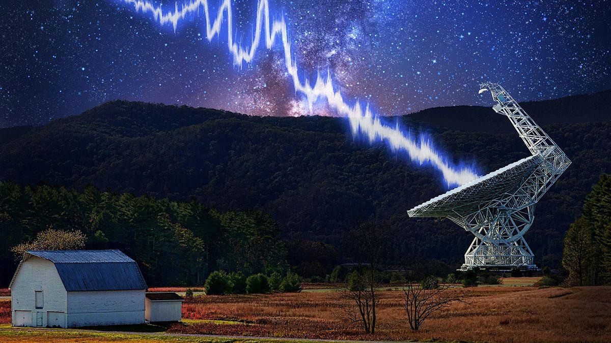 La Tierra recibe constantemente FRB. Son breves señales