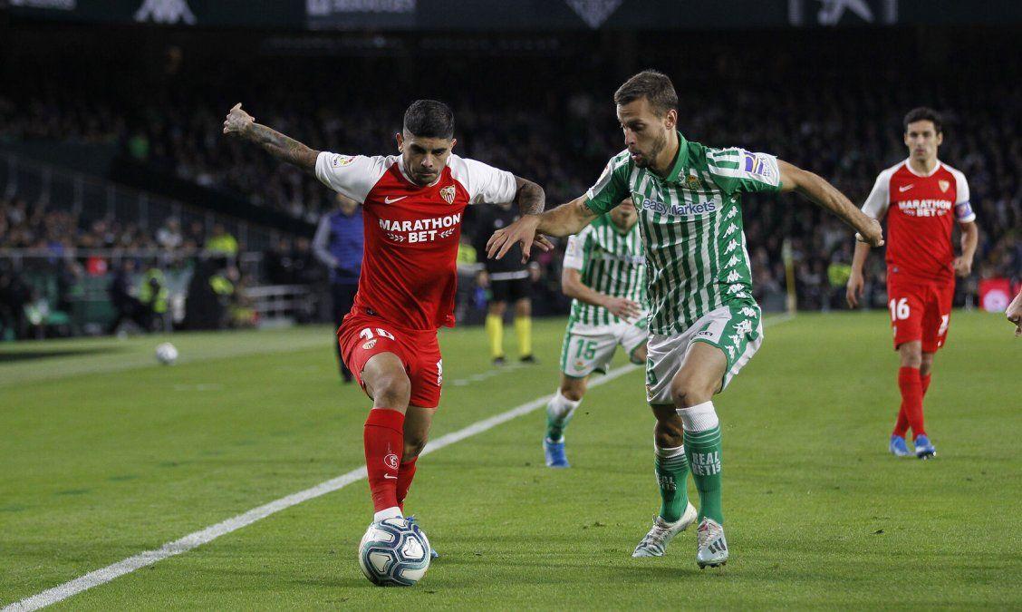 La última edición del clásico de Andalucía terminó en victoria por 2-1 para el Sevilla.