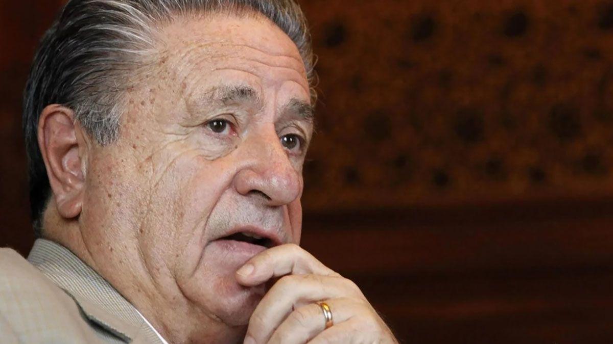 El ex presidente peronista Eduardo Duhalde.