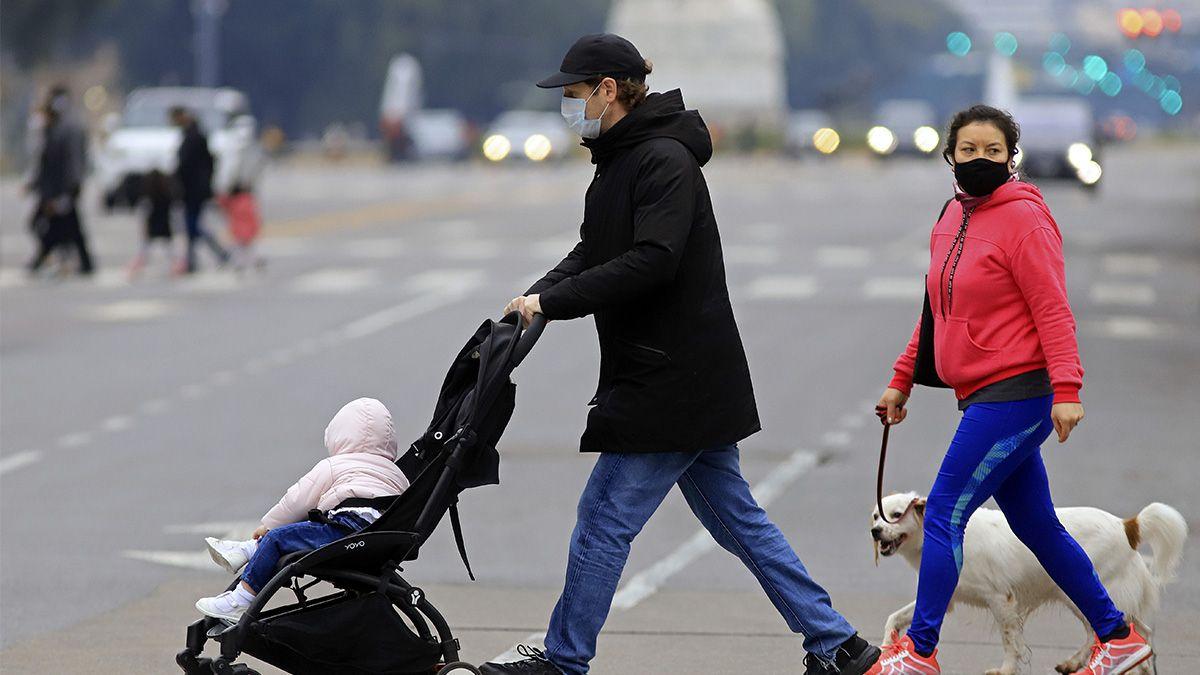 Este sábado se reportaron 17 nuevos fallecimientos por coronavirus en el país