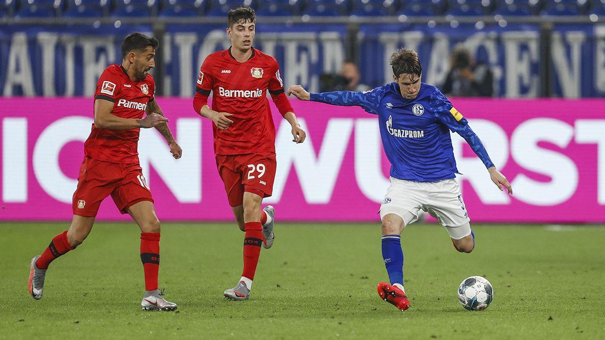 Con el empate 1-1 ante Schalke 04