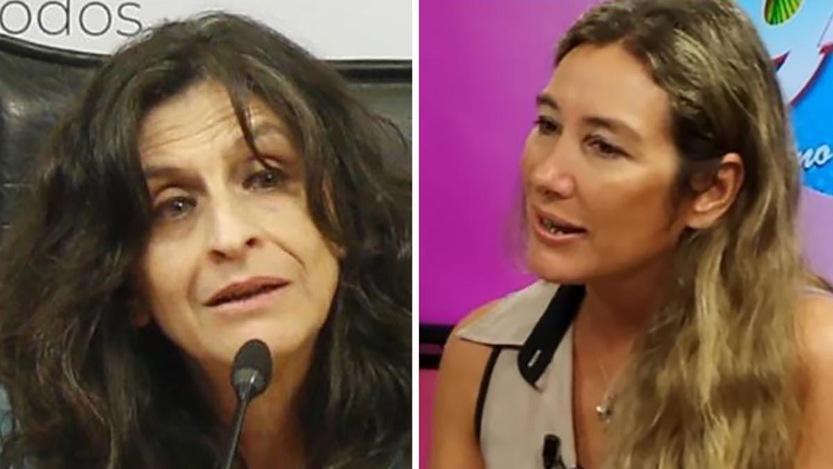Las funcionarias chaqueñas Gloria Zalazar y Marta Soneira, dieron positivo por coronavirus.