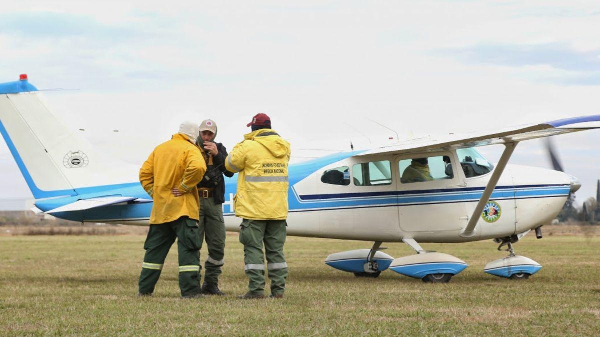 Así trabaja Santa Fe para combatir los incendios en la zona de islas del Delta del Río Paraná