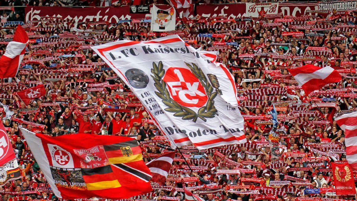 ElKaiserslautern registra en su palmarés cuatro títulos de Bundesliga y dos Copas de Alemania.