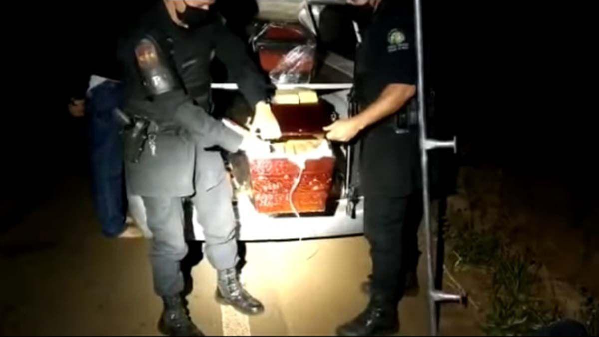 Brasil: dijo que llevaba ataúdes con muertos por covid pero eran 300 kilos de marihuana