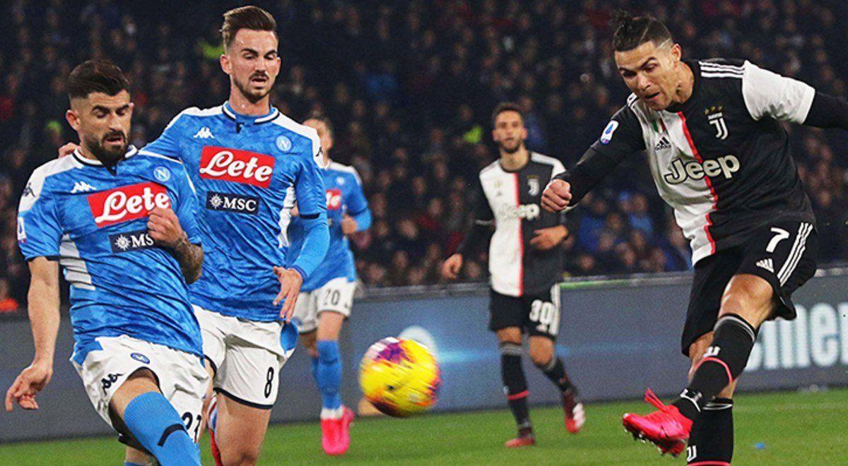 Copa Italia: Juventus, con Dybala y sin Higuaín, busca su 14to. título ante Napoli en Roma