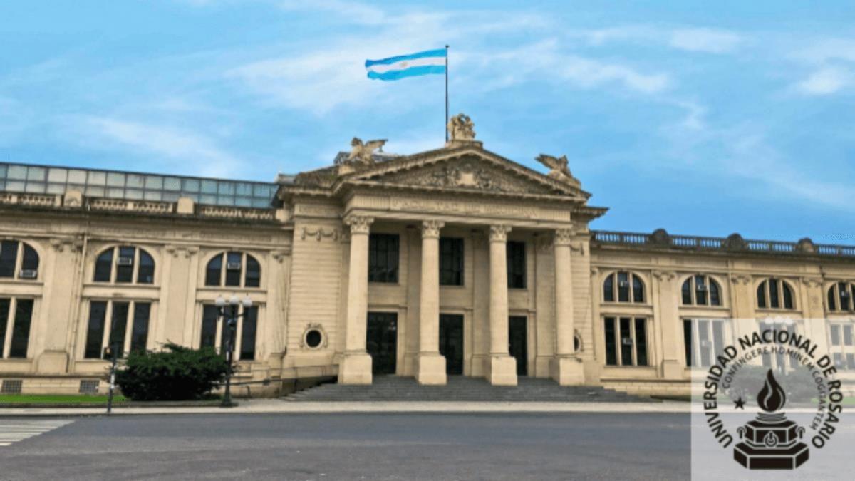 Se habilitarán las mesas de exámenes en la Facultad de Medicina de la Universidad Nacional de Rosario.