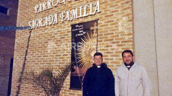 En menos de seis horas robaron dos veces una capilla de Santa Fe