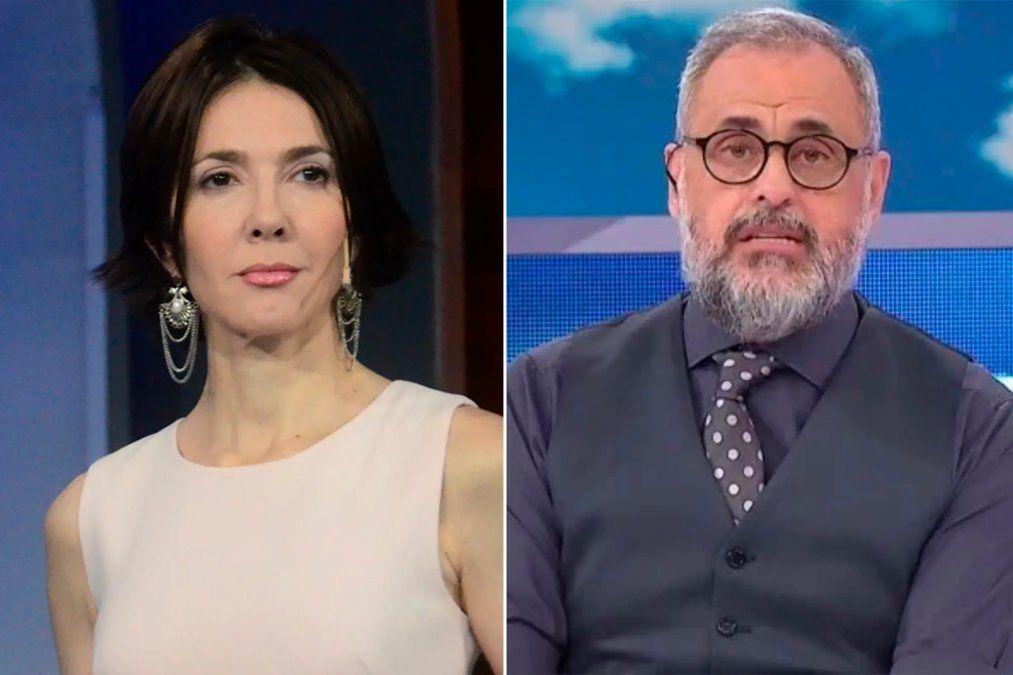 Cristina Pérez y Jorge Rial