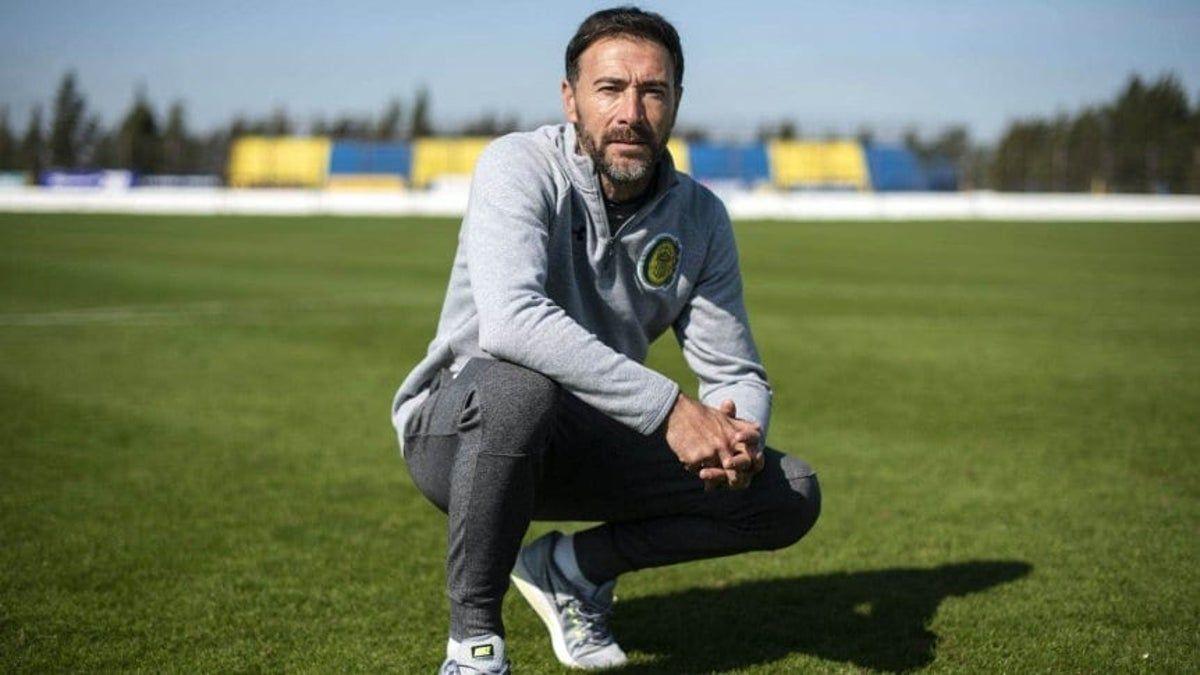 El Kily González es el nuevo director técnico de Rosario Central
