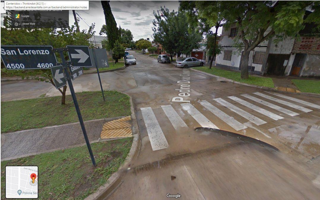 Barranquitas Oeste: un policía retirado se trenzó en lucha con ladrones que le robaron la moto de la puerta de su casa