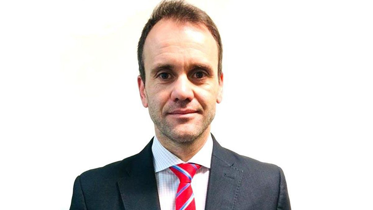 El juez Fabián Lorenzini está a cargo del concurso de acreedores de la empresa Vicentin.