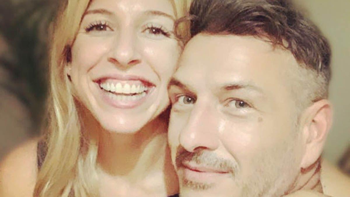 Florencia Bertotti y Federico Amador