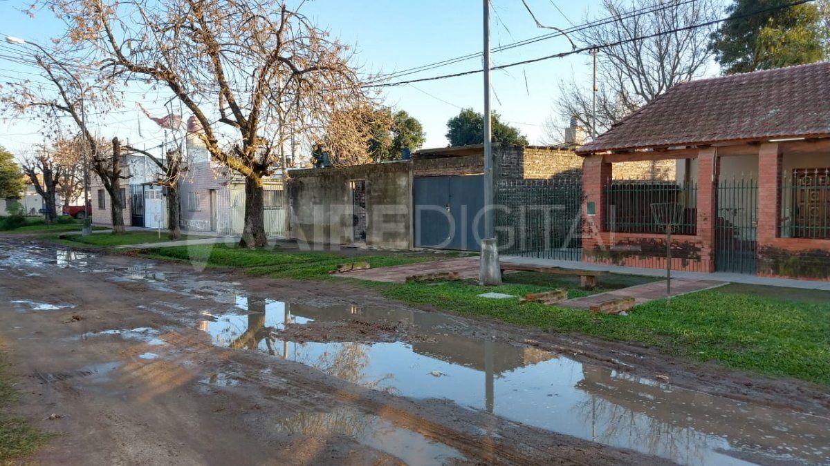 Barrio Pompeya- violento asalto a un hombre y a su hija adolescente