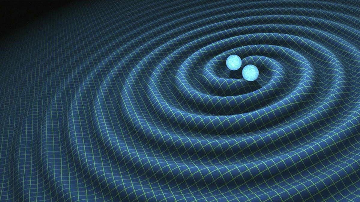 Las ondas gravitatorias fueron descubiertas en el 2015.