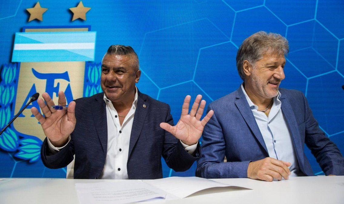 Sergio Marchi le comunicó a los capitanes de los equipos la decisión de pagarle el sueldo básico a los jugadores que queden libres el 30 de junio.