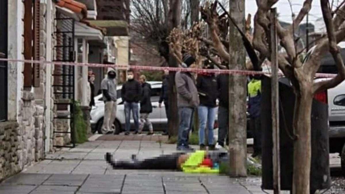 Tiroteo y muerte en la zona residencial deMar del Plata