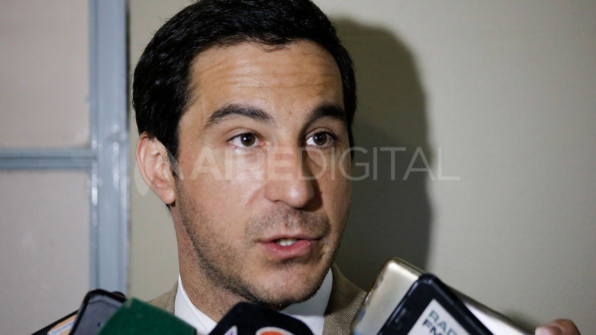 El fiscal de homicidios Gonzalo Iglesias investiga la tentativa de femicidio de Tamara Quiroz