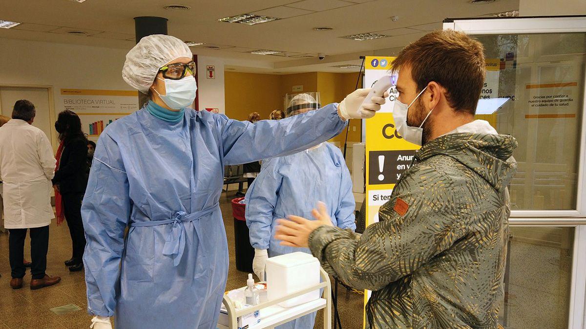 Los médicos nucledos en Amra garantizan la atención de urgencia y en las Guardias.