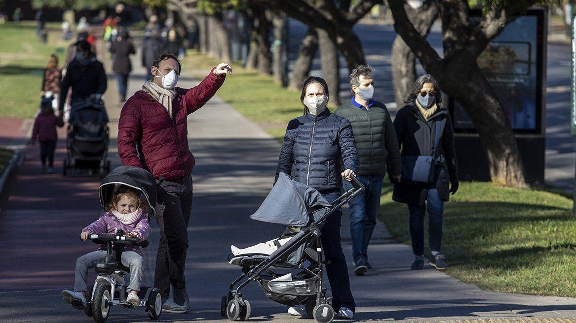 Argentina acumula más de 41.000 infectados por coronavirus.