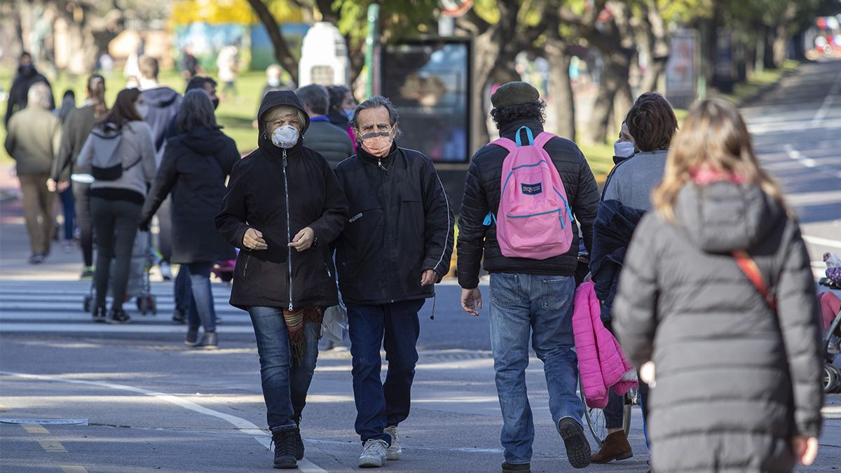 Más del 96% de los casos de coronavirus anunciados este miércoles se concentran en Caba y provincia de Buenos Aires.