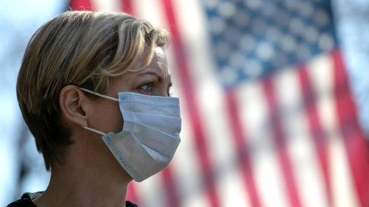 Estados Unidos tiene la mayor cantidad de infectados por coronavirus en el mundo.