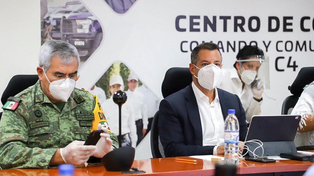 El gobernador de Oaxaca