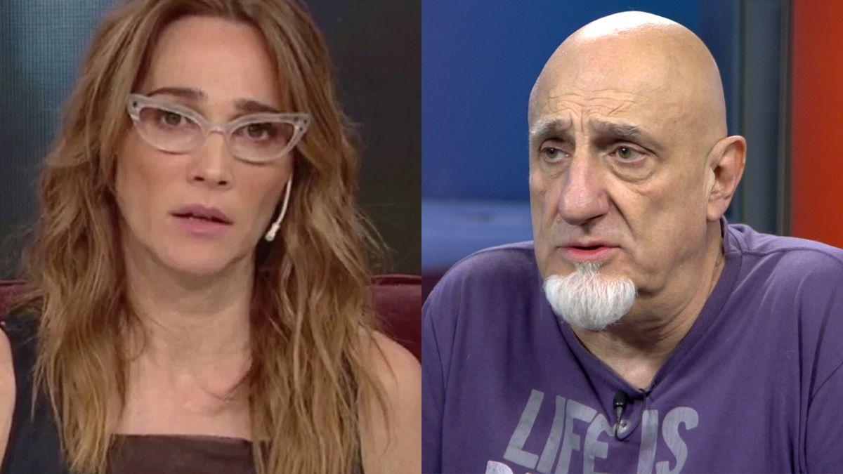 Vero Lozano y Juan Acosta