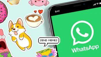 WhatsApp prohibirá el uso de estos stickers animados