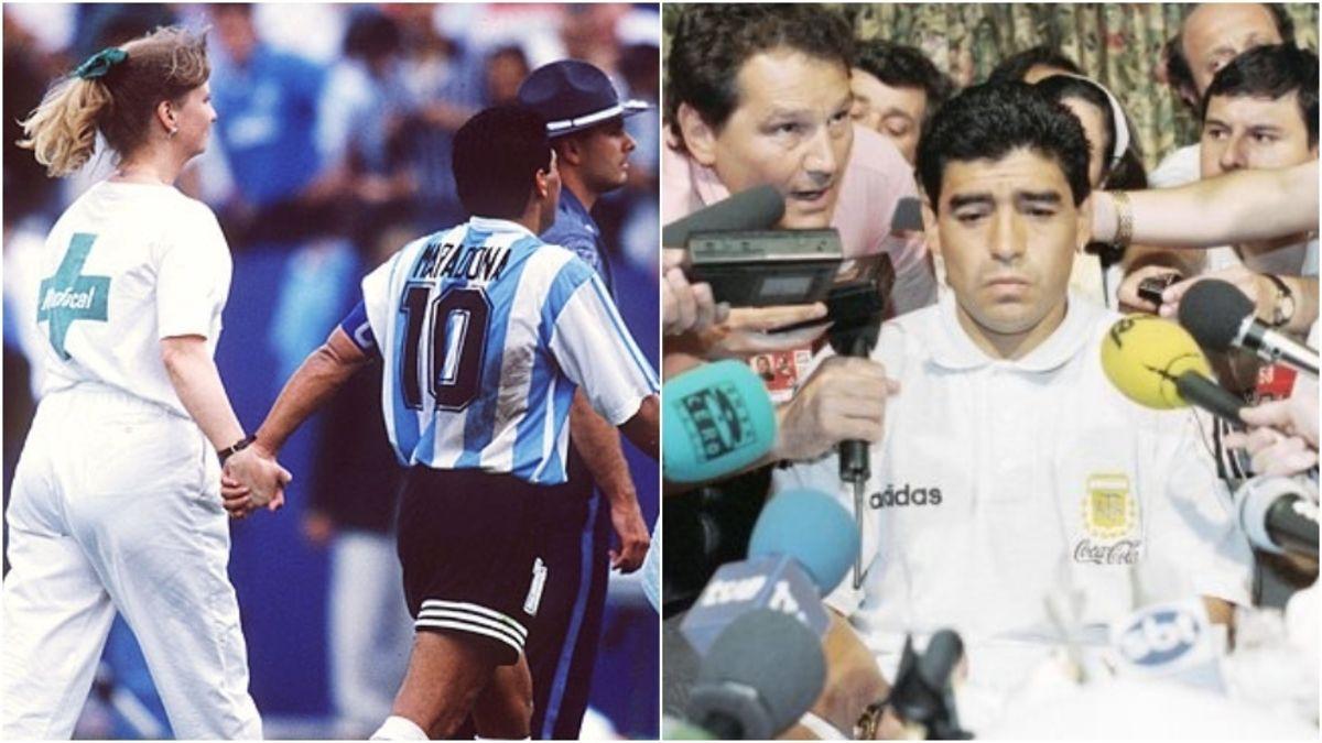 A 26 años del doping a Diego Maradona, la historia detrás del positivo