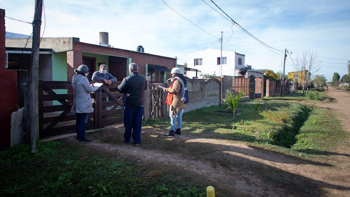 Se realiza el Detectar en cinco barrios de Rincón y buscan posibles casos sospechosos de covid-19