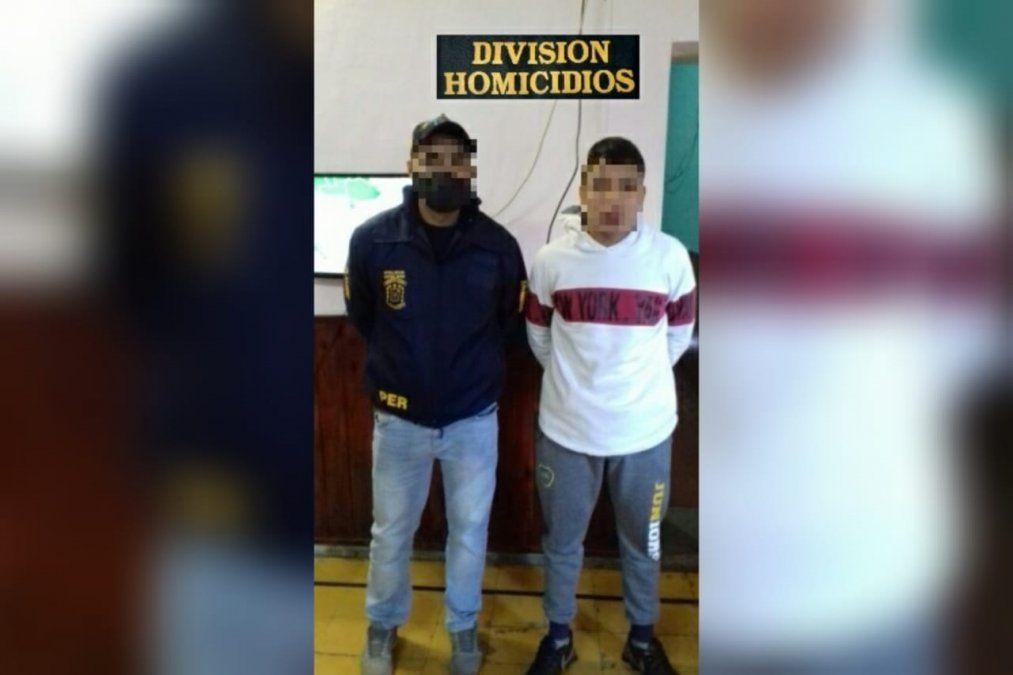 El acusado fue detenido en la casa de su madre en la localidad entrerriana de Hernandez