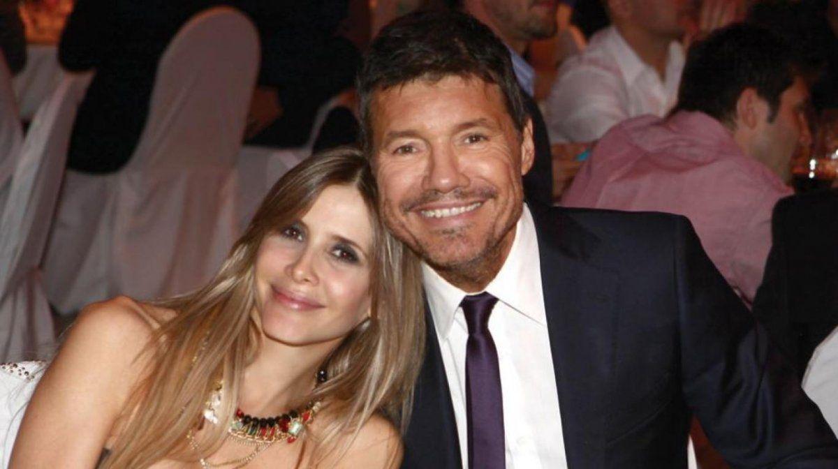 Marcelo Tinelli y Guillermina Valdes fueron pareja durante ocho años.