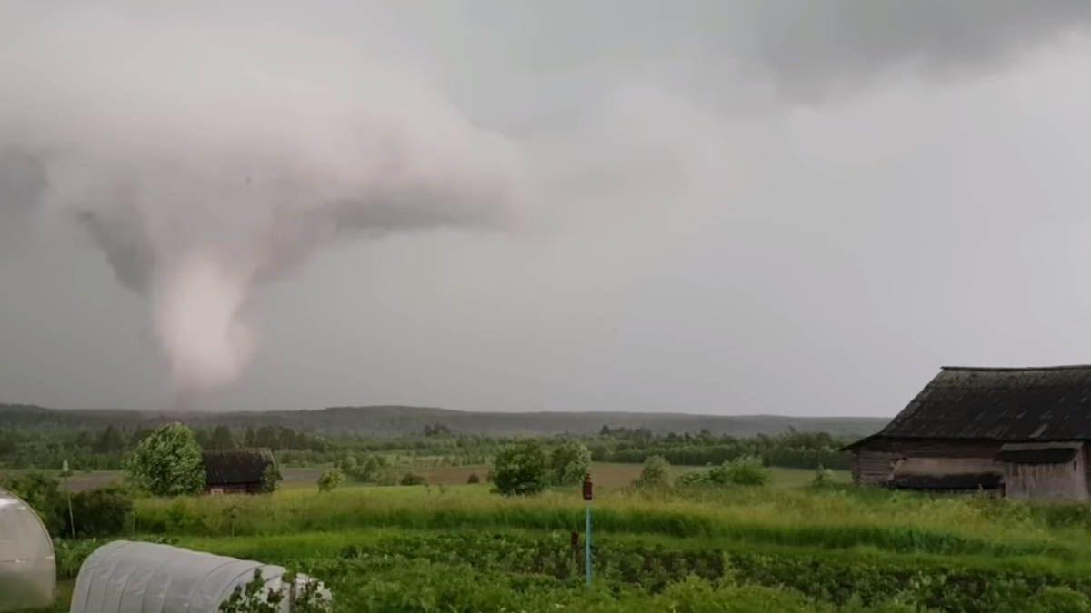 Tornado Rusia