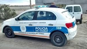 Operativo contra el tráfico de drogas en El Hoyo.