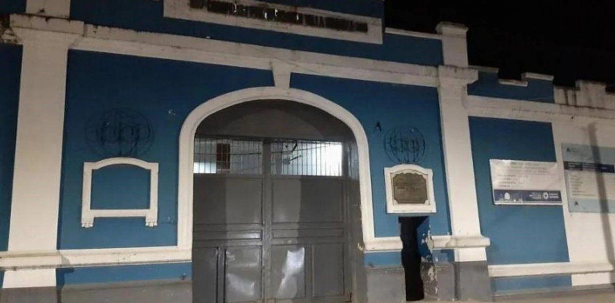 La cárcel de Villa Urquiza