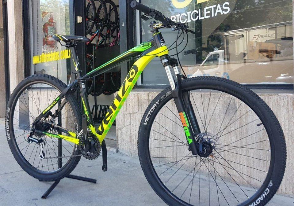 Bicicleta venzo rodado 29 (imagen ilustrativa).