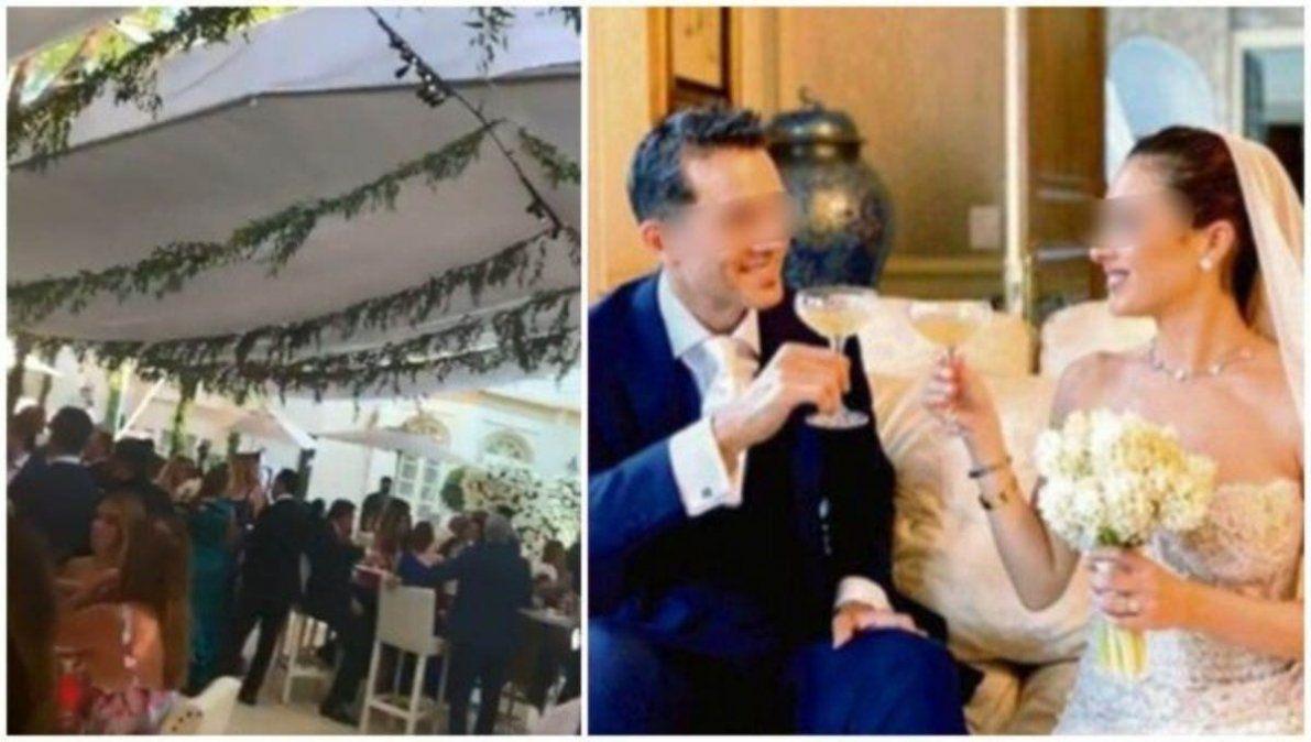 La boda clandestina que generó un brote de coronavirus en México.