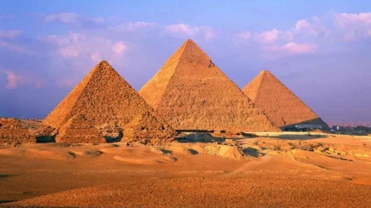 Pirámide de Guiza
