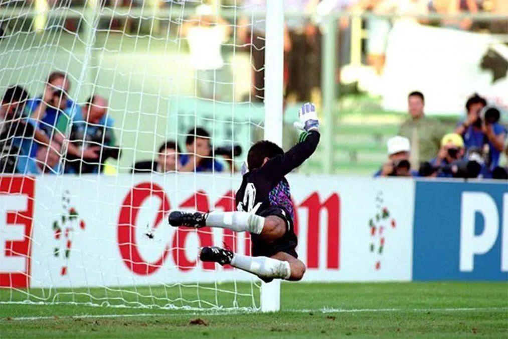 El día que Goycochea salvó a Maradona: el penal errado en Italia 1990 y el comienzo de la epopeya
