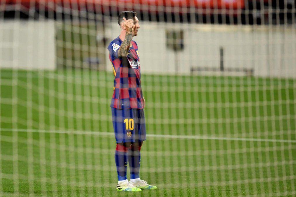 La mala relación con la actual dirigencia del Barcelona alimentan los rumores de un posible alejamiento de Messi del club en 2021.