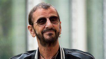 Ringo Starr celebrará su cumpleaños con un concierto benéfico por streaming
