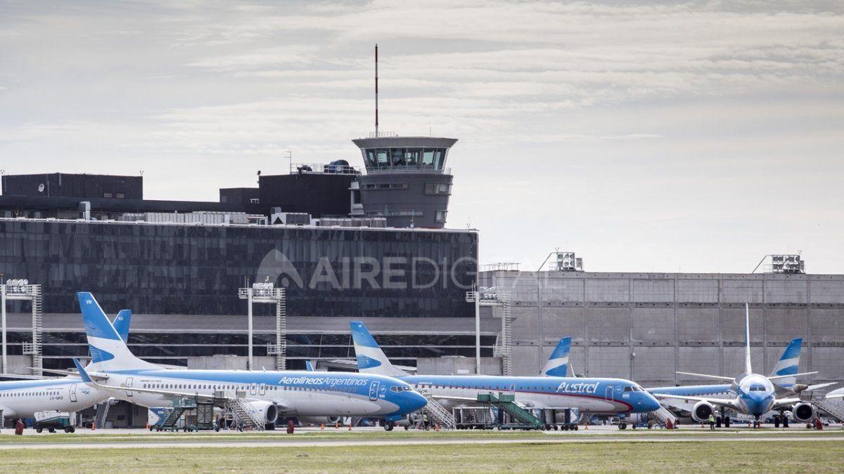 En los vuelos de repatriación regresarán ciudadanos de Asunción