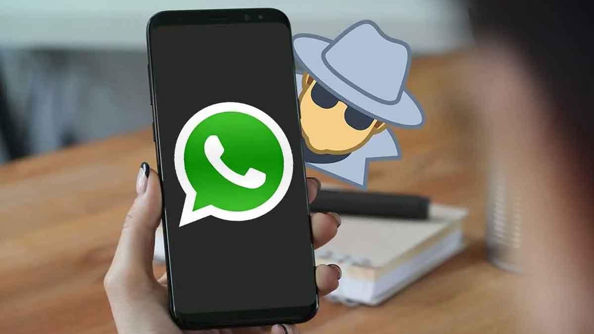 ¿Cómo saber quién te espía en WhatsApp?