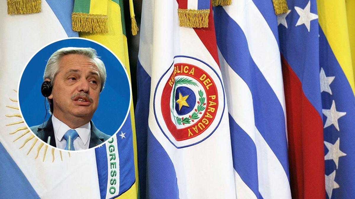 Alberto Fernández participa de su primera Cumbre del Mercosur este jueves.