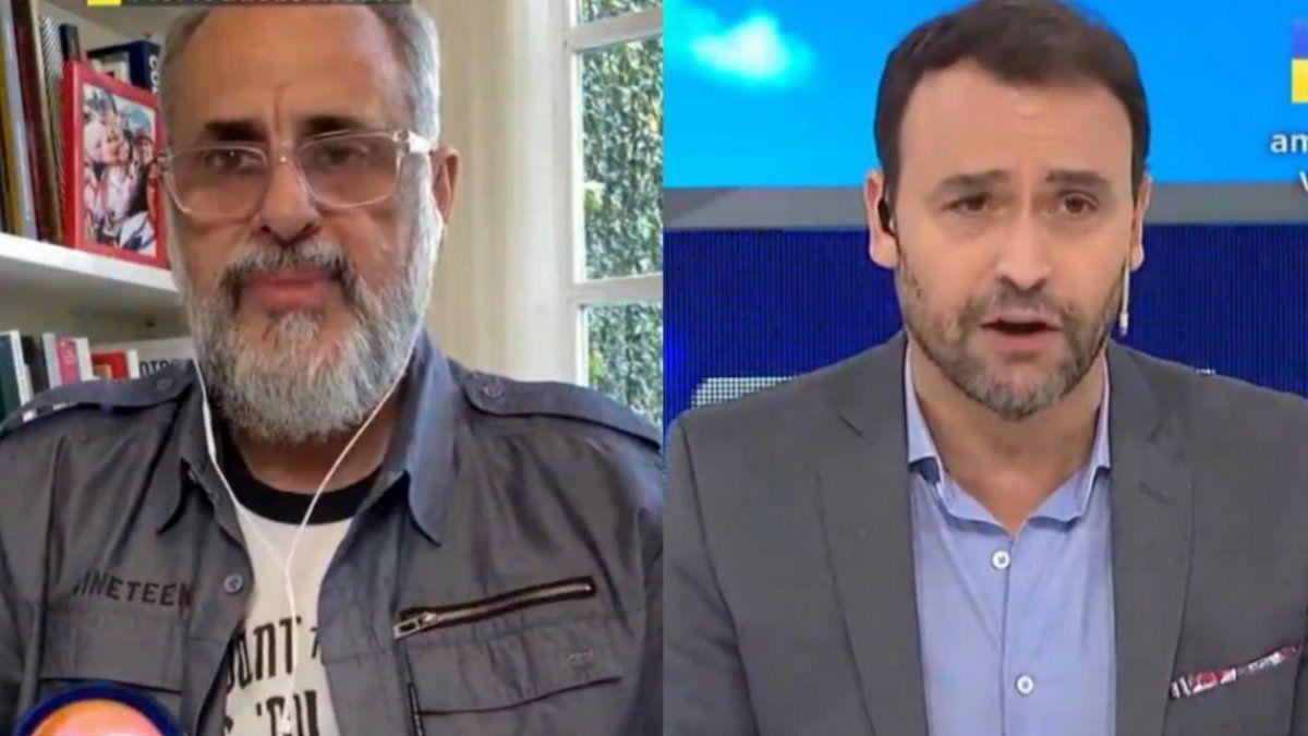 Jorge Rial y Adrián Pallares