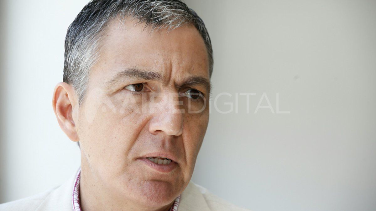 Juan Manuel Pusineri, el Secretario de Trabajo de Santa Fe.
