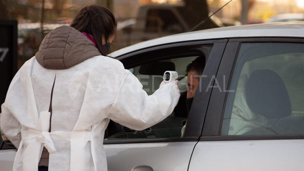 ElMinisterio de Salud de la Naciónconfirmó 5.939 nuevos contagios.