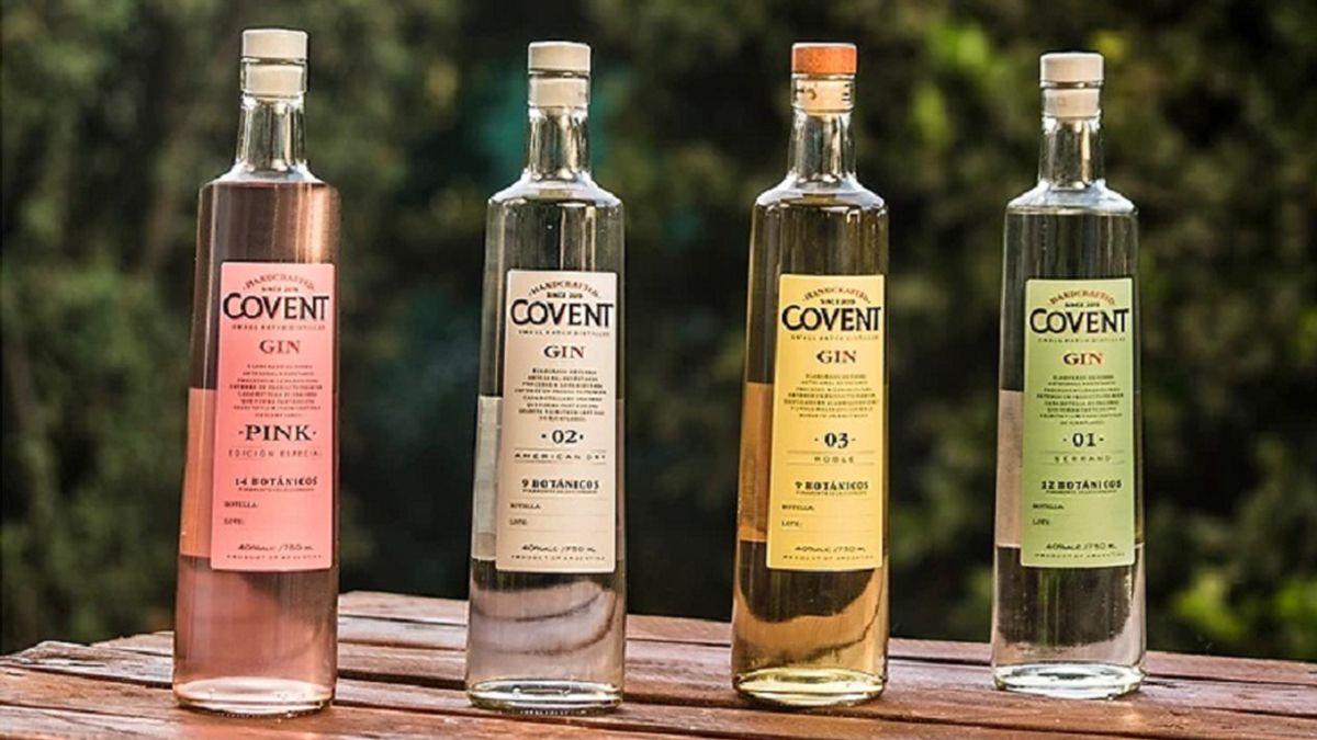 La cervecería Peñón del Águila producirá el gin cordobés Covent