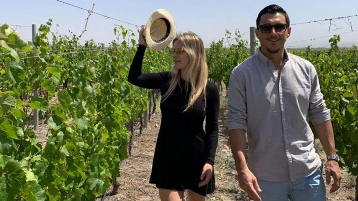 La bodega de Nicolás Burdisso y su esposa lanza su primer Cabernet Franc